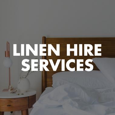 Linen Hire Services